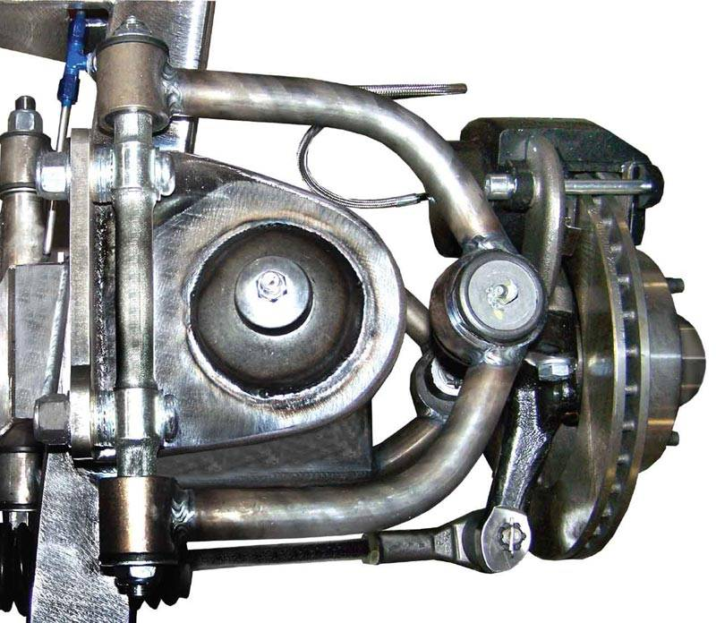 1948 1952 Ford Truck Independent Front Suspension