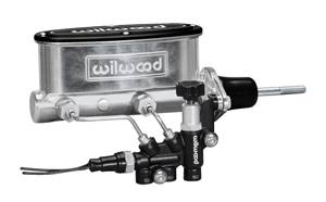 Wilwood Disc Brakes - Master Cylinder Kits and Parts