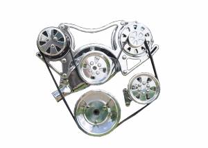 VIPS Engine Pulley Systems - Big Block Chevy