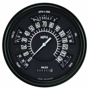 Classic Instruments (Gauges) - 1961-66 Ford F-100 Truck Gauges