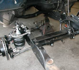 1973 1987 Chevy Truck Hub To Hub Bolt In Kit Stage 5