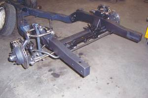 Fat Man Fabrication (Suspension Systems) - 1953-79 Ford Truck