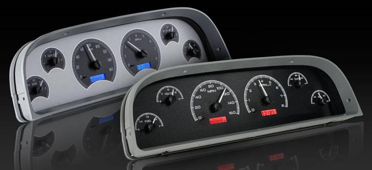 1960 - 1963 Chevy Pickup Analog Instrument System