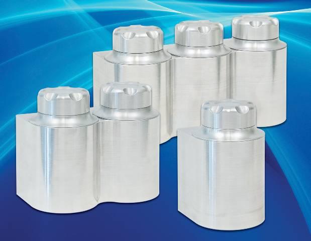 Kugel Komponents Double Aluminum Remote Reservoir