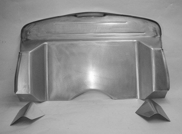 Direct Sheetmetal 37 40 Ford Car Complete Firewall For
