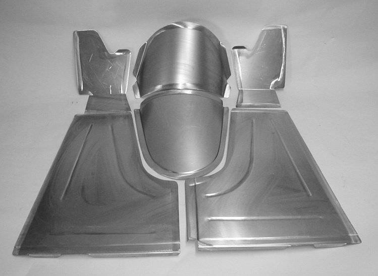 Direct Sheetmetal 33 34 Ford Car Front Floor Section