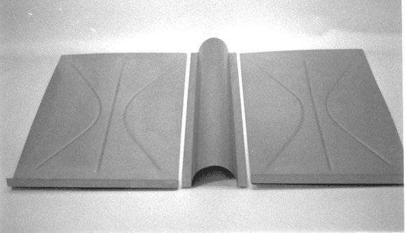 direct sheetmetal 39 37 40 ford car rear floorboard to seat riser fd138. Black Bedroom Furniture Sets. Home Design Ideas