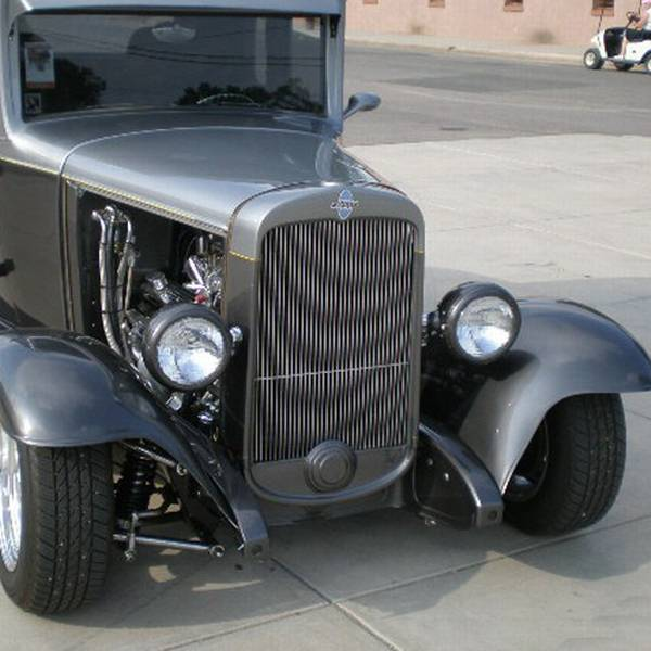 """1931 Chevy Car Grill - 1/4"""" Spacing - 31CCGRILL"""