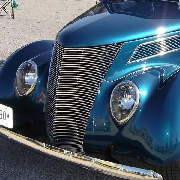 1937 Ford Car Grill -37FCGRILL