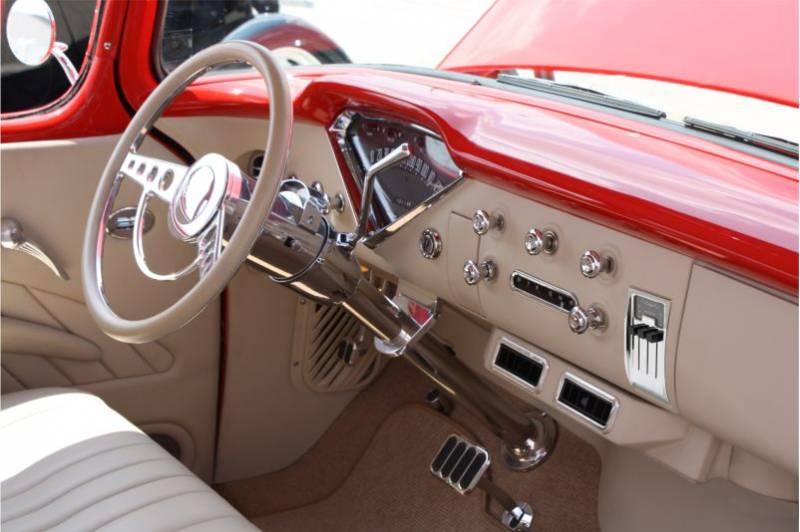 1955 1957 Chevy Truck Gen Iv Surefit Complete Kit