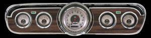Gauges - All American Nickel 1965-1966 Mustang Pkg - Image 1