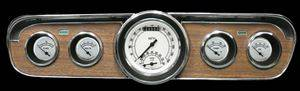 "Gauges - Classic White ""Ultimate"" 1965-1966 Mustang Pkg"