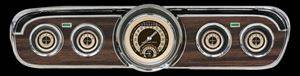 "Gauges - Nostalgic ""Ultimate"" 1965-1966 Mustang Pkg"