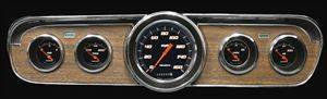 Gauges - Velocity Black Series 1965-1966 Mustang Pkg - Image 1