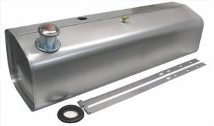 Fuel Tanks and Accessories  - 1928-1932 Chevy Coated Steel Fuel Tank