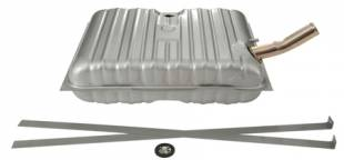 Fuel Tanks and Accessories  - 1953-1954 Chevy Coated Steel Fuel Tank