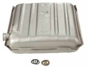 Fuel Tanks and Accessories  - 1957 Chevy Steel Fuel Tank