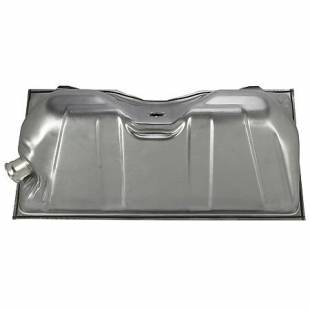 Fuel Tanks and Accessories  - 1957 Chevy Belair or Wagon Coated Steel Fuel Tank