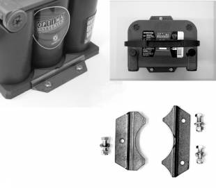 Accessories - Rutter's Parts Optima Battery Hold-Down Bracket - Image 1