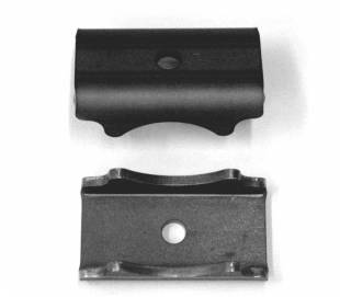 Chassis Components - Rutter's Parts Spring Perches - Image 1