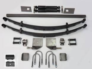 Chassis Components - Rutter's Parts Universal Rear Leaf Spring Kit - Image 1