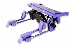 Suspension Systems - 1965-1970 Mustang Rear Subframe System