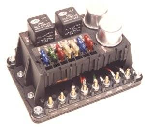 Electrical Components - RTA Panel - Image 1