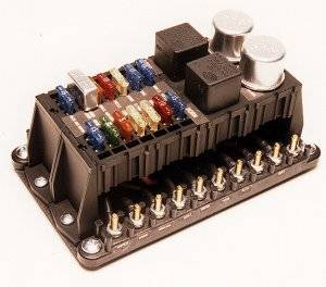 Electrical Components - TA Panel - Image 1