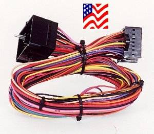 Electrical Components - Deluxe Extension Harness (per ft.)