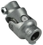 Aluminum U-Joint 3/4-36 Spline X 3/4DD