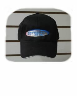 Baseball Cap - Black - Image 1