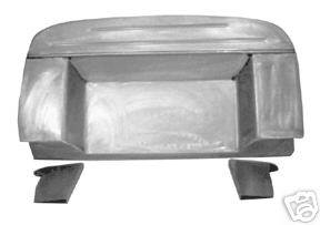 Steel Firewalls and Floors - 1937-1939 Chevy 2 inch setback Firewall for SBC - Image 1