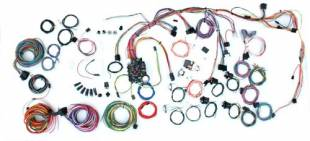 Electrical Components - 1969 Camaro Complete Harness