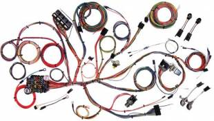 Electrical Components - 1967-1968 Mustang Complete Harness - Image 1