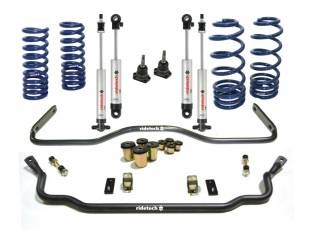 Suspension Systems - 1968-1972 Chevelle Street Grip System for SBC - Image 1