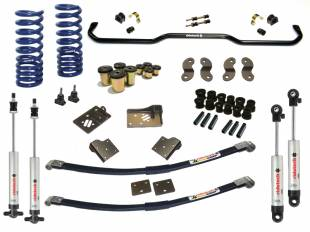Suspension Systems - 1955-1957 Chevy Street Grip System for SBC - Image 1
