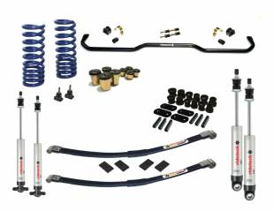 Suspension Systems - 1968-1974 Nova Street Grip System for SBC