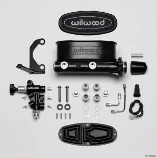 Master Cylinder Kit - Black