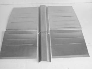 Steel Firewalls and Floors - 1940 Chevy Rear Floor Kit