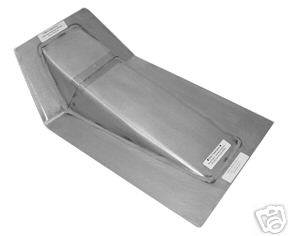 Steel Firewalls and Floors - 1955-1959 Chevy Truck Trans Cover - Image 1