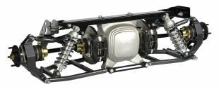 Suspension Systems - 1970-1973 Camaro/Firebird Bolt On Rear Indepedent Rear IRS - Image 1