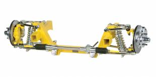 Suspension Systems - 1964-1970 Mustang Superide Front Suspension - Image 1