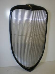 "Grills - 1933-1934 Ford Car Grill - 3/8"" Spacing - Image 1"