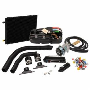 Gen II Universal Heat and Air Kit with Horizontal Condenser