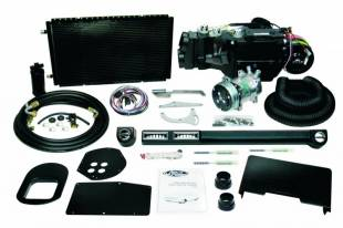 Air Conditioning - 1966 - 1967 Chevy Nova Gen IV SureFit System