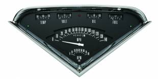 1955-1959 Chevy Truck Black Tach Force - Image 1