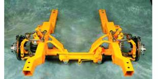 Suspension Systems - 1968-1974 Nova Front Subframe Package - Image 1