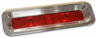 1967 Camaro Tail Light Kit Polished - Image 1