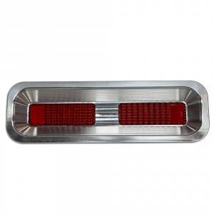 1968 Camaro Tail Light Kit Polished - Image 1