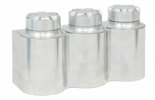 Accessories - Aluminum Triple Remote Reservoir - Image 1